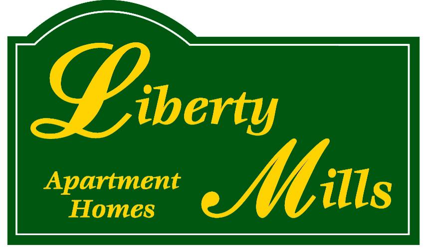 Liberty Mills Apartments Logo